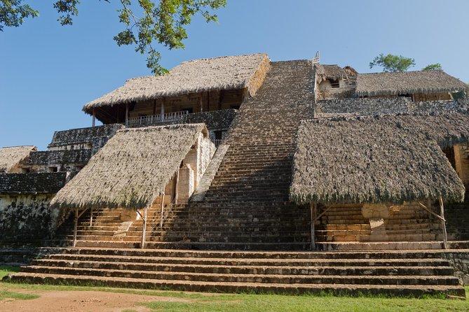 Halbtags, um Ek Balam von Riviera Maya zu erkunden