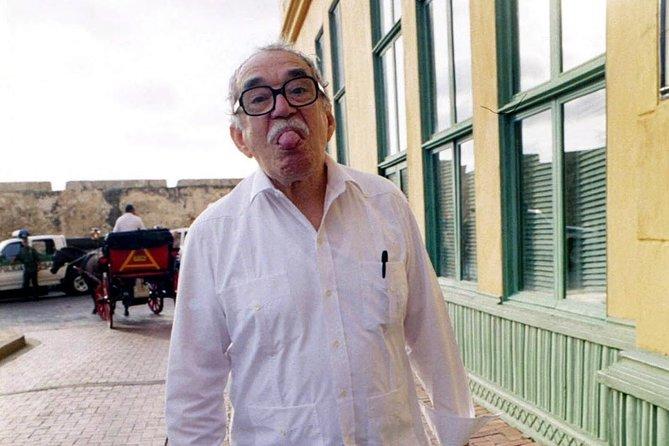Gabriel García Márquez Tour pela literatura em Cartagena das Índias.
