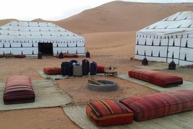 Fez Desert Tour 4 Days 3 Nights