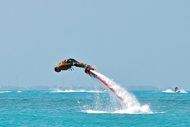 Amazing Flyboard in Cancun