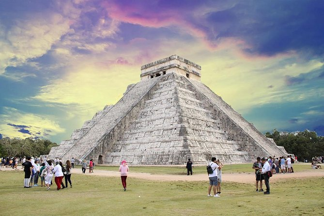 Tour To Chichen Itza A Wonder Of The World In Mexico