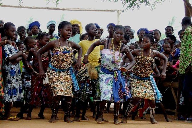 Togo Adventure Tour: trek Mt Kloto en ontdek de Togolese cultuur