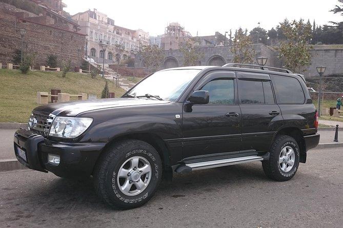 5 Day Jeep Tour to Georgia from Tbilisi