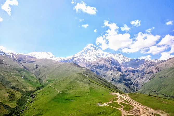 Full Day Jeep Tour to Kazbegi and Truso Gorge from Tbilisi
