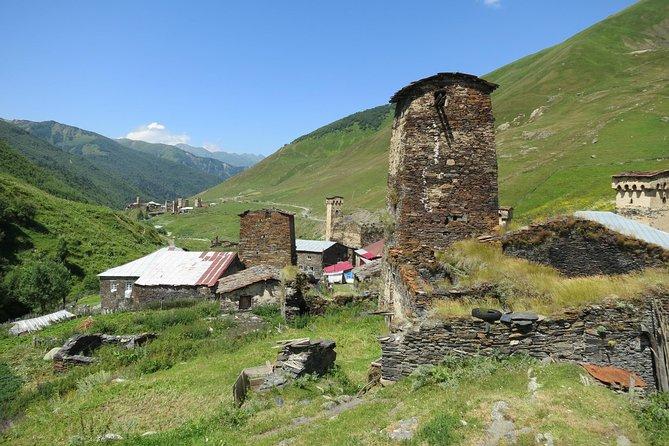Tour to Mestia from Tbilisi