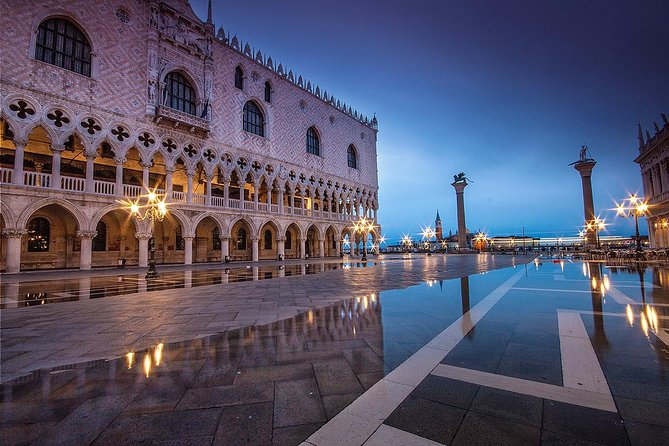 Exclusive Night Guided Tour of the Doge's Palace