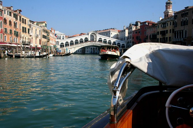 Venice from the Water: Grand Canal private boat tour