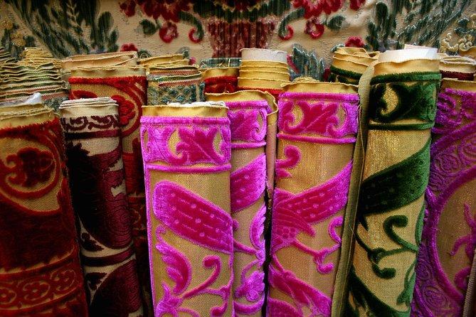 Tekstilhemmeligheter i Venezia