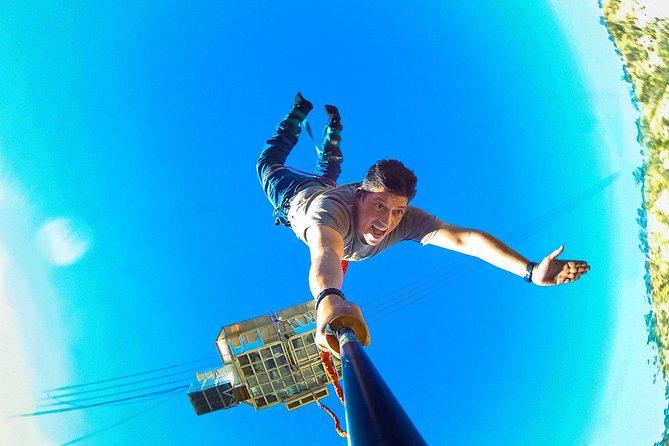 Bungee Jump in Los Cabos