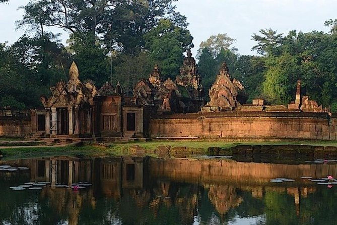 Private Day Tour: Banteay Srei Off the Beaten Track