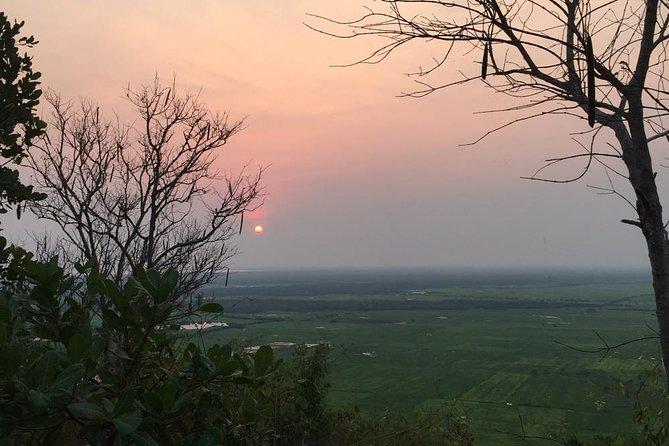Tour privado por la tarde de Siem Reap: Sunset Off the Beaten Track