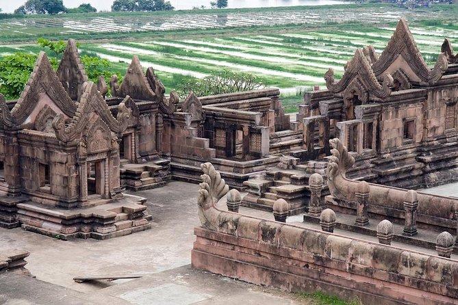 Private Day Tour of Preah Vihear Off the Beaten track