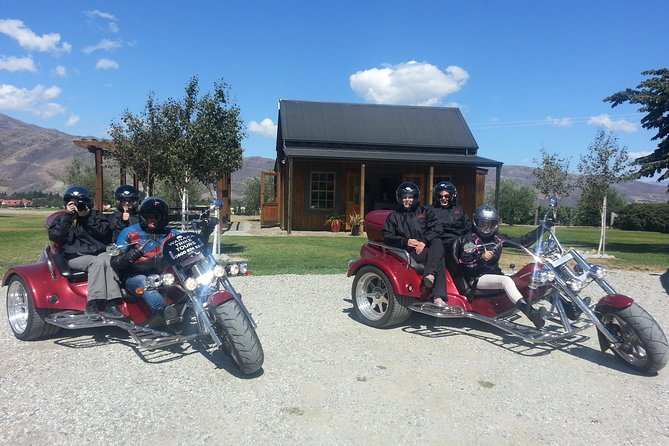 Private Wanaka Wine Tour by Trike