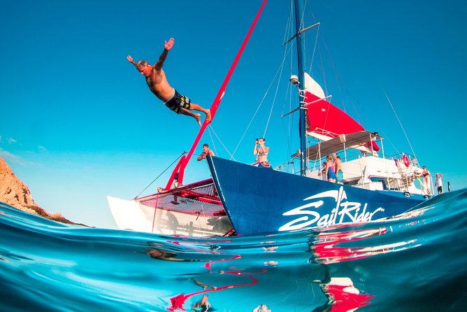 Snorkel, Lunch & Sail.