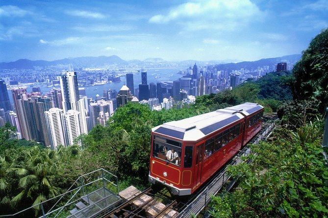 Peak Tram Sky Pass: biglietto del tram, Hong Kong Sky Tour e ingresso alla Sky Terrace 428