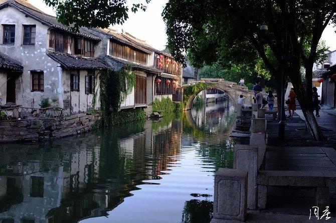 Excursión privada de un día: Zhouzhuang Water Town de Shanghai