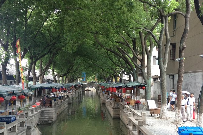 Private Day Tour: Tongli Water Town From Shanghai