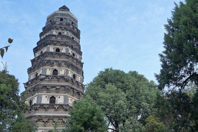 Excursión privada de un día a Suzhou y a la ciudad de agua de Zhouzhuang desde Shanghái