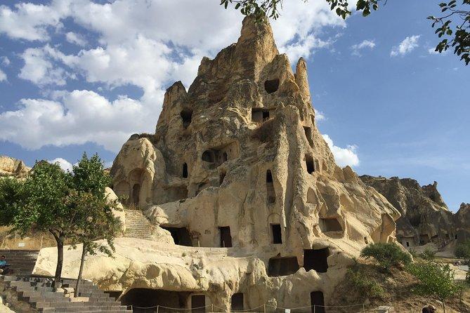 All in One 10-Hour Private and Guided Day Tour in Cappadocia