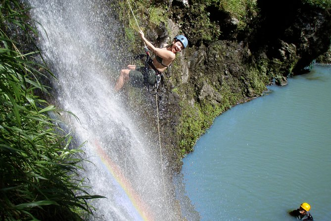 Rappel Maui Waterfalls and Rainforest Cliffs photo 1