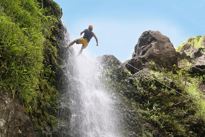 Rappel Maui Waterfalls and Rainforest Cliffs photo 7