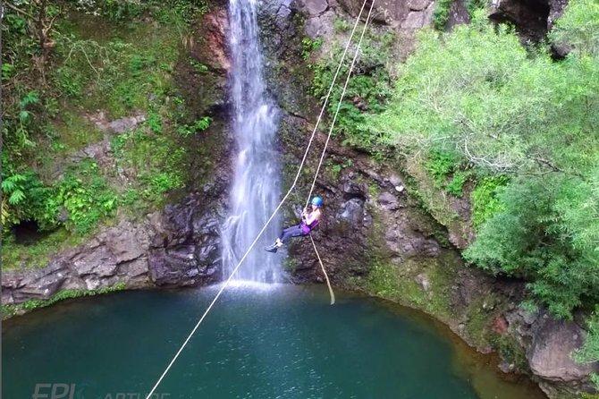 Rappel Maui Extreme Zip Rappel Tour