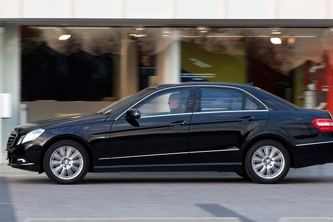 Luxury Transfer from Podgorica Airport to St Stefan, Milocer, Przno, Becici or Budva