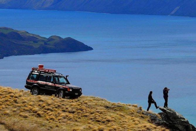 Sunrise Explorer Photo Safari: Heli and 4WD