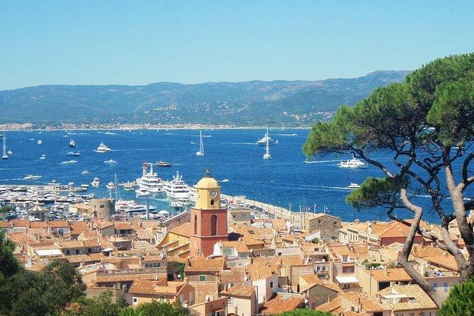 Saint Tropez and Its Stars