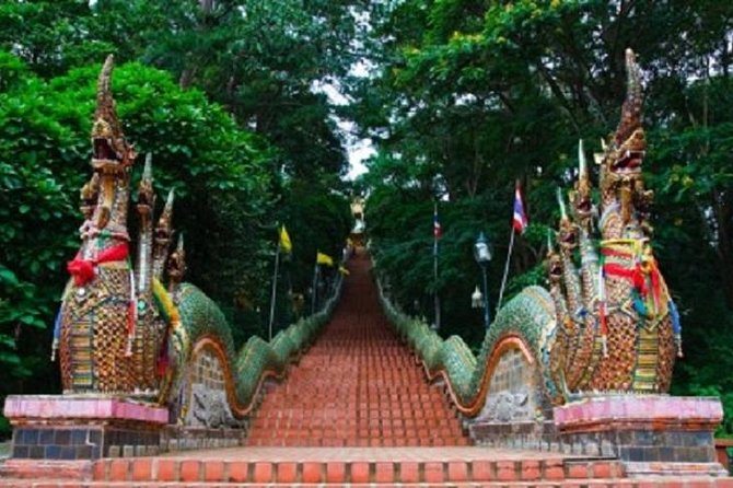 Doi Suthep Tour: Trekking at Doi Inthanon National Park with Lunch