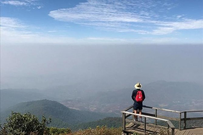 Private Tour 2 Difference Trails Trekking at Doi Inthanon National Park