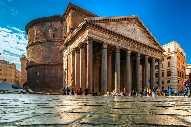 Small Group Tour of Baroque Rome