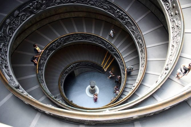 Vatican Museums, Bramante Staircase & Niccoline Chapel Private Tour