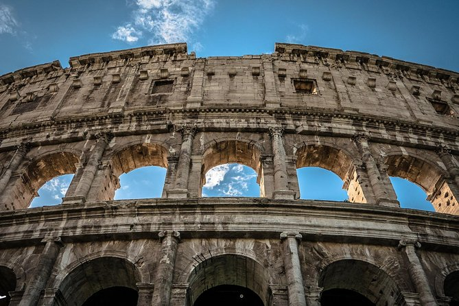 Ancient Times in Rome Private Tour