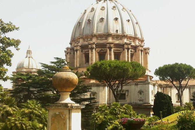 Vatikan Treasure Private Tour