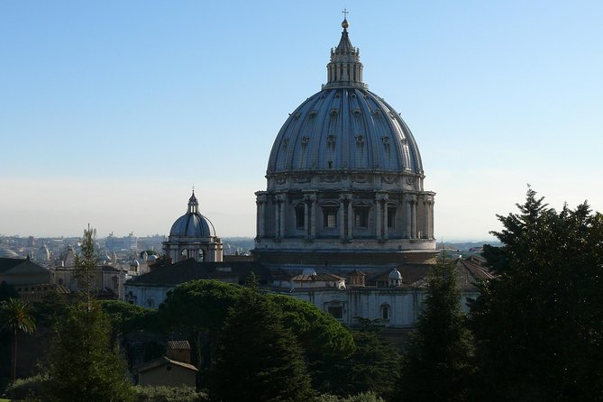 Vatican Treasures Small Group Tour