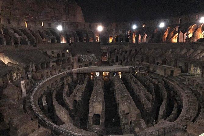 Kombinierte Vatikan- und Mondschein-Kolosseum-Kleingruppentour