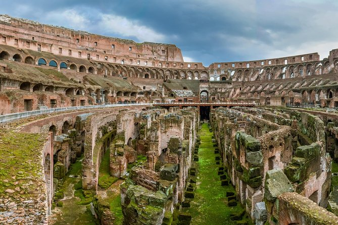 Private Combo tour Vaticano, Colosseum and Trevi fountain