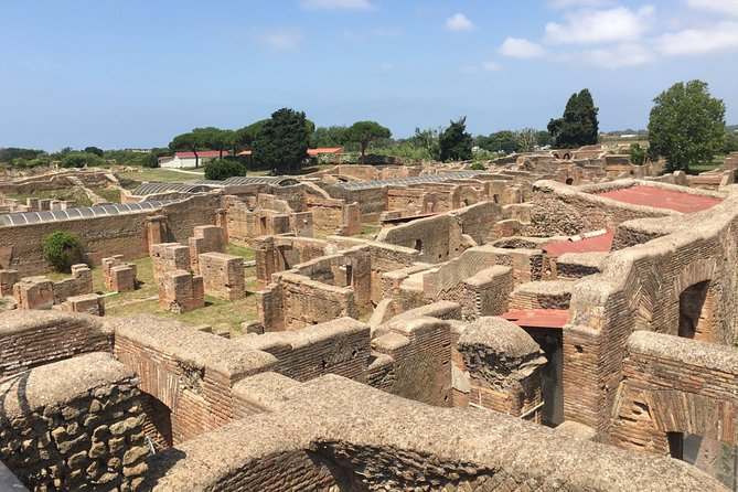 Private Walking Tour of Ancient Ostia