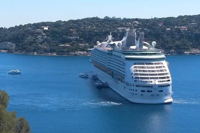 Full-Day Private Monaco Shore Excursion: Nice, Cannes, Monte Carlo