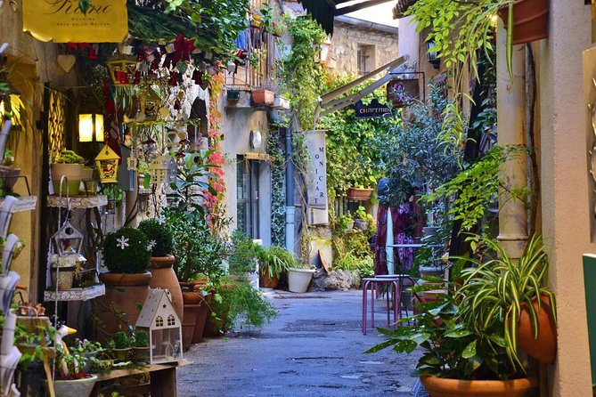 Private Tour: Biot, Saint-Paul-de-Vence, and Antibes from Nice