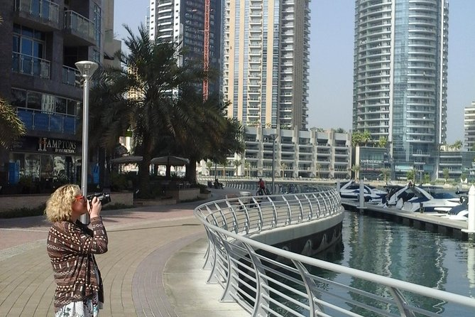 Dubai Private Tour with Car and Driver Per Group