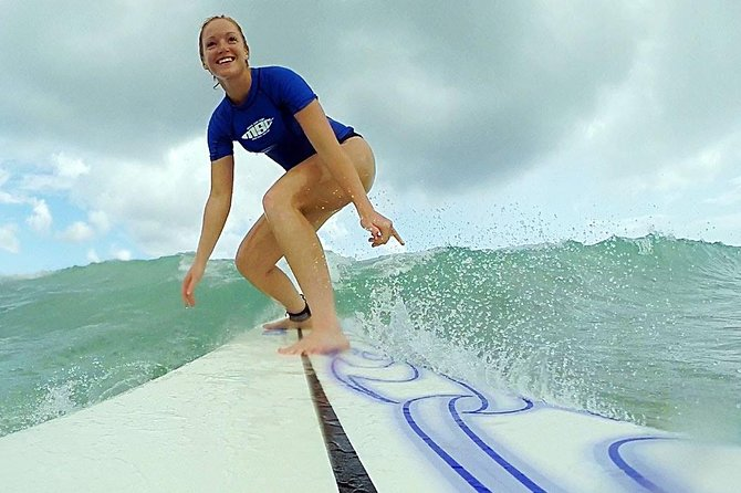 Private and Group Surf Lessons at Macao Beach