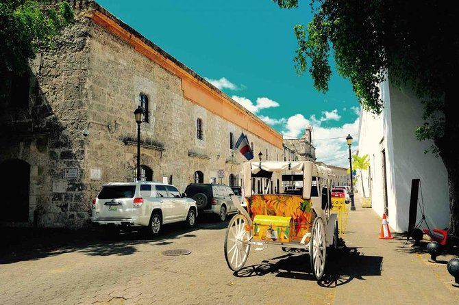 Santo Domingo City Tour from Punta Cana