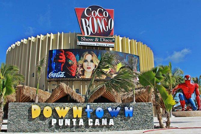Entrance Ticket to Coco Bongo in Punta Cana