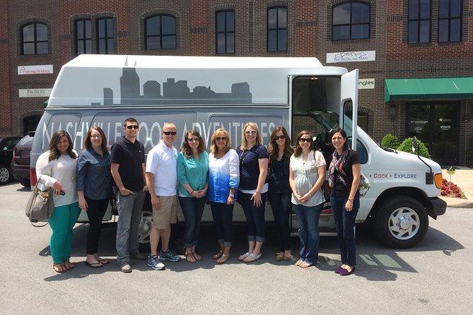 Nashville Food and Sightseeing Tour