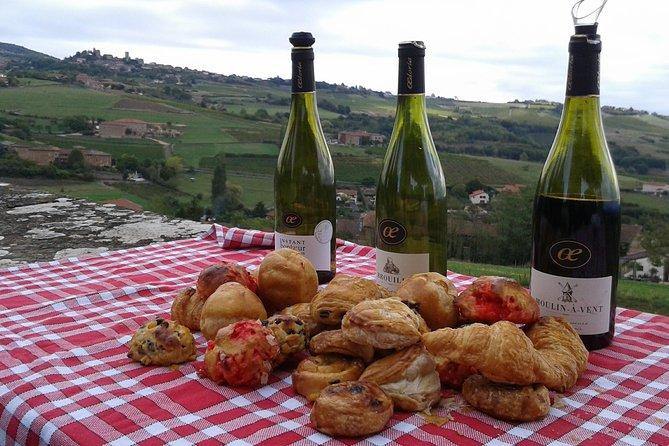 Beaujolais gastronomische wijntocht met proeverijen uit Lyon