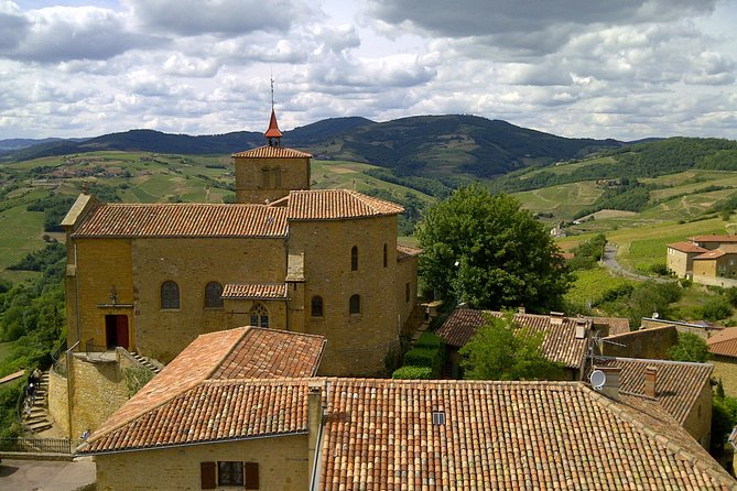 Beaujolais South to North Discovery Private Day Tour with Tastings from Lyon