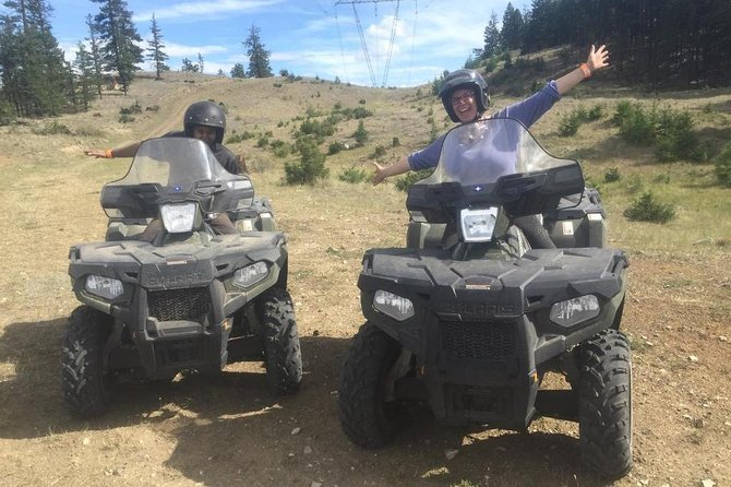 ATV Adventure in Cherryville
