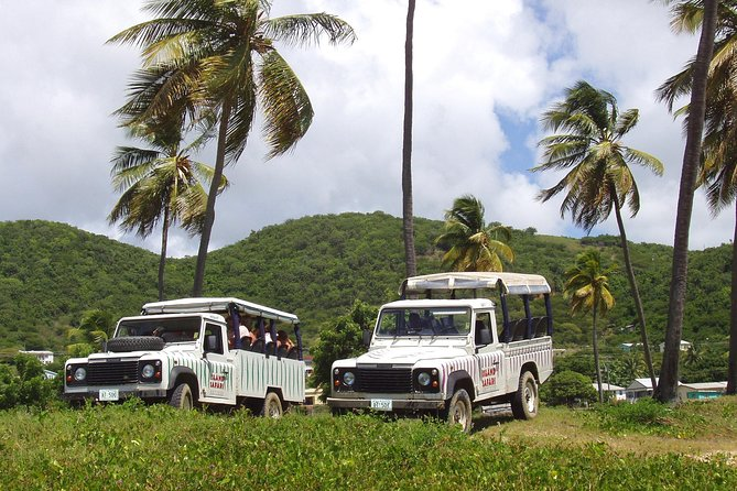 Antigua Island Safari 4x4 Discovery